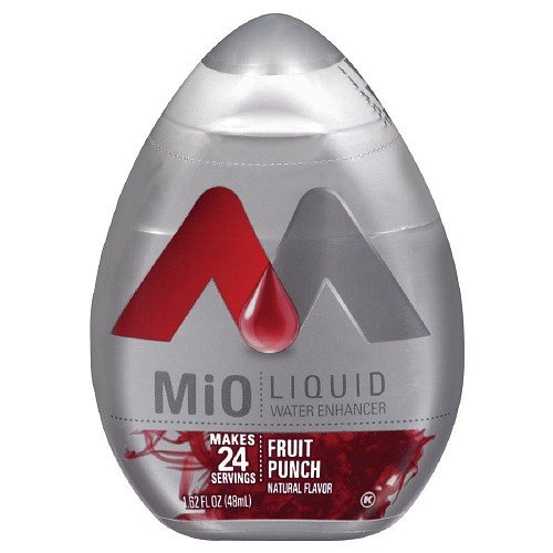 Mio Liquid Water Enhancer Fruit Punch 1.62 Fl Oz (Pack of 4)