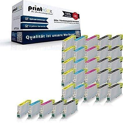 30 x XL Cartuchos de tinta para Epson Stylus SX218 SX400 SX400WiFi ...