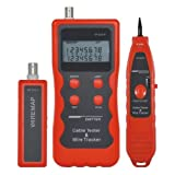 Noyafa D3IN0007-D Network Tester Cable RISEPRO Wire Tracker LAN Phone USB coaxial 1394 RJ45 RJ11 BNC NF-838