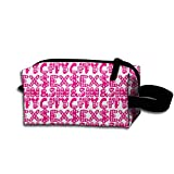 Coolyun Sex And Sin City Tattoos Ladies Long Zip Wallet Flamingo Print Clutch Wallet
