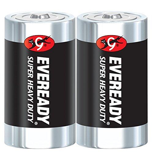 EVEREADY 1250SW2 Heavy Duty Batteries -