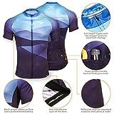 nine bull Men's Cycling Jersey Set - Reflective