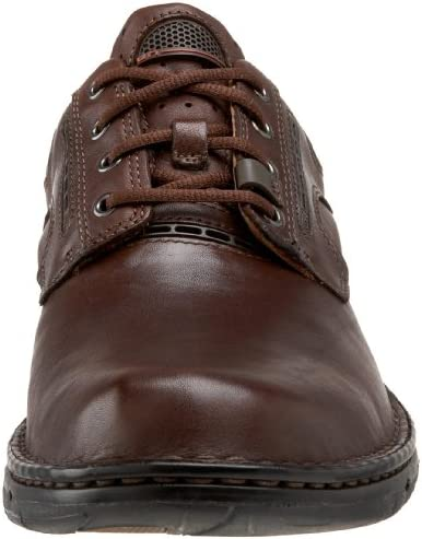 CLARKS Unstructured Un.ravel Casual Oxford