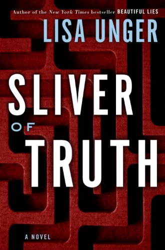 Sliver of Truth: A Novel (Ridley Jones Book 2) cover