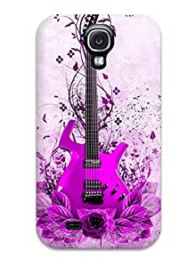 Galaxy S4 Case Cover With Shock Absorbent Protective CBSJkLy1260SAKyz Case