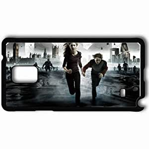 Personalized Samsung Note 4 Cell phone Case/Cover Skin 28 Weeks Later Black