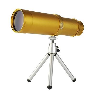 10X50 Télescope, Haute Puissance HD Lunette, Avec Un Petit Support