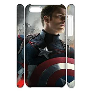 MMZ DIY PHONE CASEGTROCG Avengers Age of Ultron 2 Phone 3D Case For ipod touch 5 [Pattern-1]