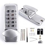 Pinty Digital Keypad Door Lock for Entry Code Setting - Located On Door Knob Pinty