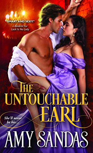 The Untouchable Earl (Fallen Ladies)
