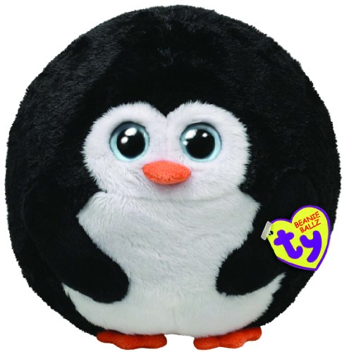 Ty Beanie Ballz Avalanche The Penguin (Medium)