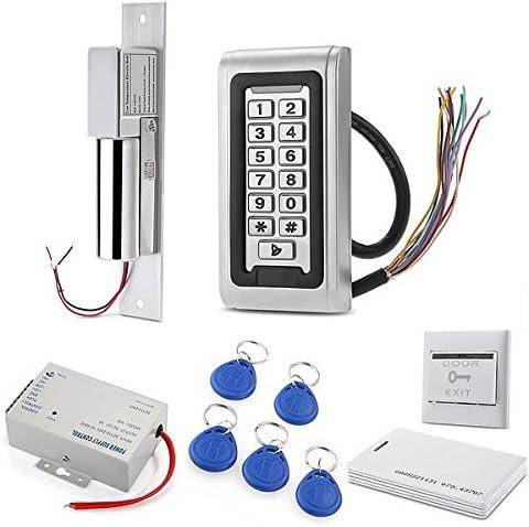 Sistema de seguridad, de control de acceso RFID Digicode ...