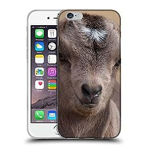 "Super Galaxy Coque de Protection TPU Silicone Case pour // V00000122 Cabra // Apple iPhone 6 6S 6G PLUS 5.5"""