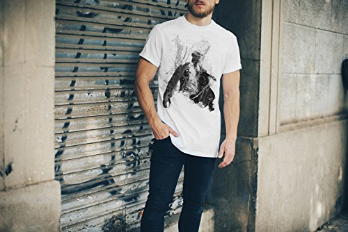 Hitman Absolution T-Shirt Herren, Men mit stylischen Motiv von Paul Sinus