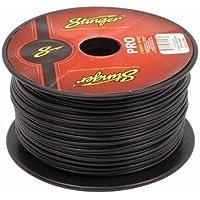 Stinger SPW316BK PRO 16 AWG Gauge Power Wire 500-Feet (Black)