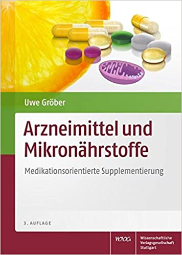 Vorschaubild: Arzneimittel und Mikronährstoffe