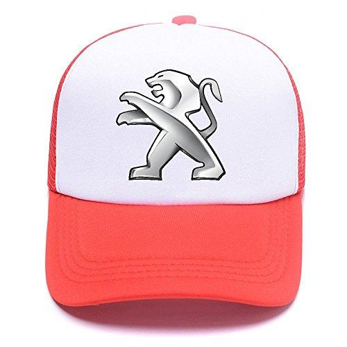 de Women Béisbol Trucker Logo Pegt Baseball Hat BNUD48 Caps Gorras Car Red Men Girl Boy for wqzSq87