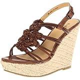 MIA 2 Women's Loveknot Wedge Sandal