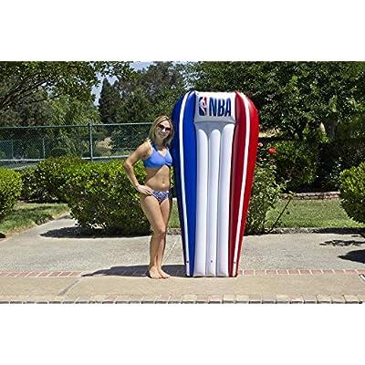 Poolmaster NBA Swimming Pool Float, Contour Mattress: Toys & Games