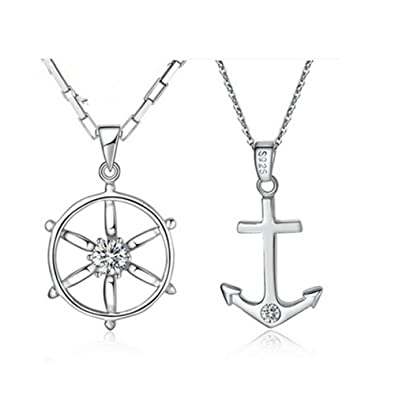Amazon.com: Dulce arco iris Nautical Volante Anchor & ...