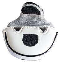 Hireko White Mallet Headcover