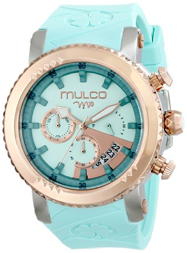 neon blue watch - 5