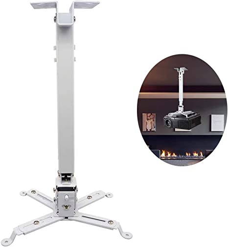 RSGK Soporte retráctil para proyector, proyector de Pared de Techo ...