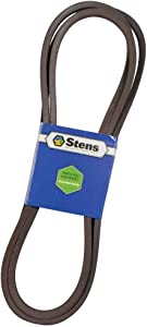 Stens 266-241 OEM Replacement Belt, Black