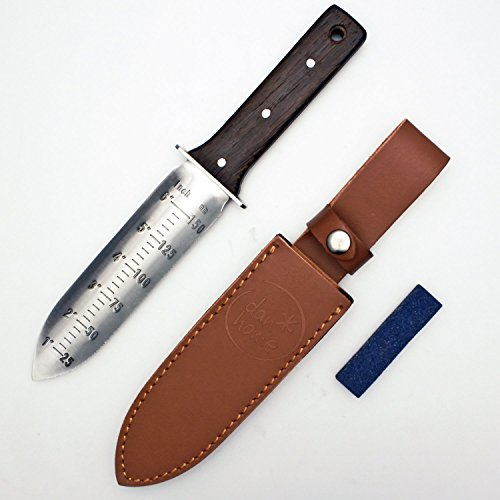 Japanese Gardening Knife with Stainless Steel 7