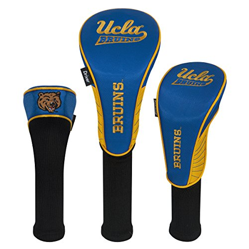 Team Effort UCLA Bruins Set of Three Headcovers ()