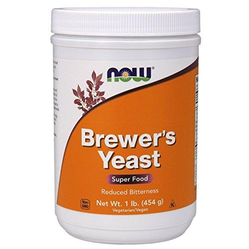 NOW Foods Brewer's Yeast, 1-Pound ()