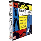 Bigas Luna Collection (Remastered) - Jamon Jamon, Ages of Lulu, Golden Balls, TIT and the Moon [Region 2]
