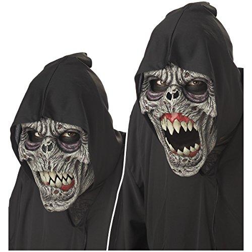 Night Fiend Mask (Night Fiend Costume Accessory)