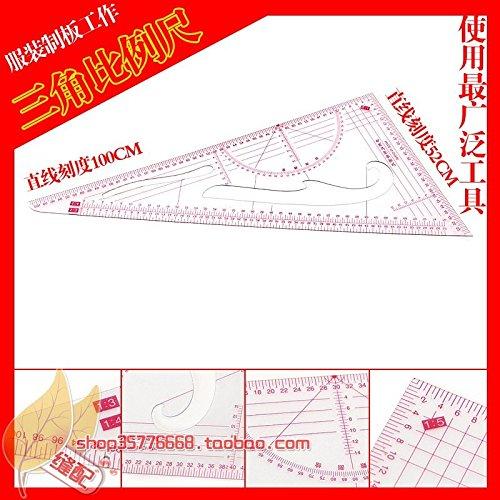Grading Ruler For Fashion Design