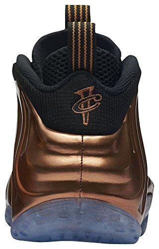 AIR Copper Black Sneakers FOAMPOSITE 007 black NIKE 314996 ONE Mens Metallic 4ZqWdR