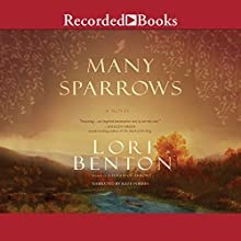 Many Sparrows Audiobook by Lori Benton Narrated by Kate Forbes