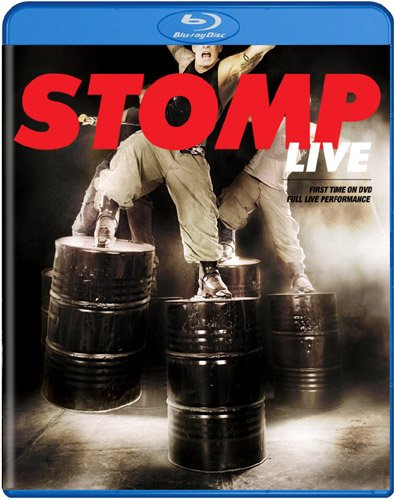 Stomp Live [Blu-ray]