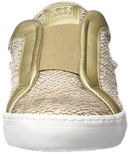 Alana, Chaussures de Fitness pour Femme, Dorado (Gold), 37 EUGioseppo