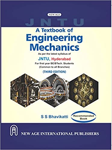 mechanics engineering first books year