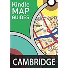 Cambridge Map Guide (Street Maps Book 4)