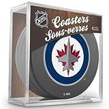 Sher-Wood Hockey NHL Winnipeg Jets Official Coaster