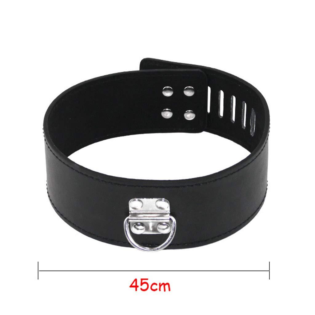 Set de 7 S piezas portátiles Love Cuffs S 7 M Sèx Tǒys Bondage Set, Negro 46f185