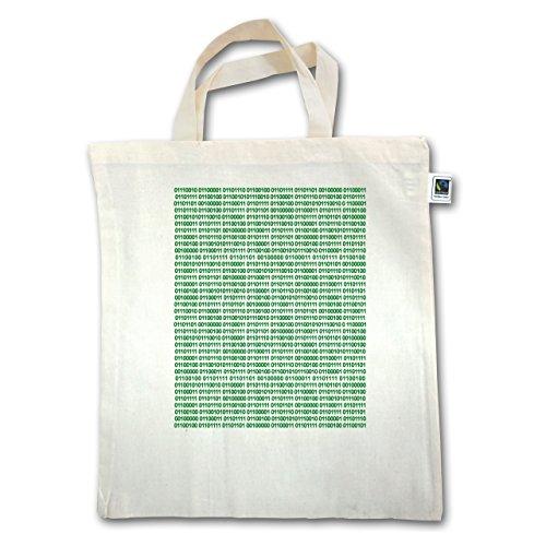Programmatore - Codice Binario - Unisize - Natural - Xt500 - Manico Corto In Juta