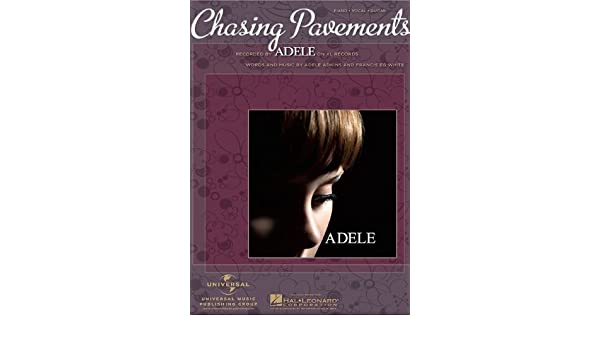 Chasing Pavements Kindle Edition By Adele Arts Photography