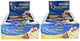 quest vanilla protein - Quest Nutrition Protein Bars,Vanilla Almond Crunch , 2.12oz 12-Bars (2-Pack)