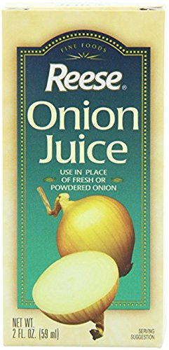 Reese Onion JuiceUse in Place of Fresh or Powdered Onion (1-Bottle) (NET WT 2 FL OZ)