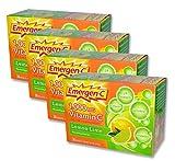 EmergenC, Lemon-Lime, 30 Packets (Pack of 4)