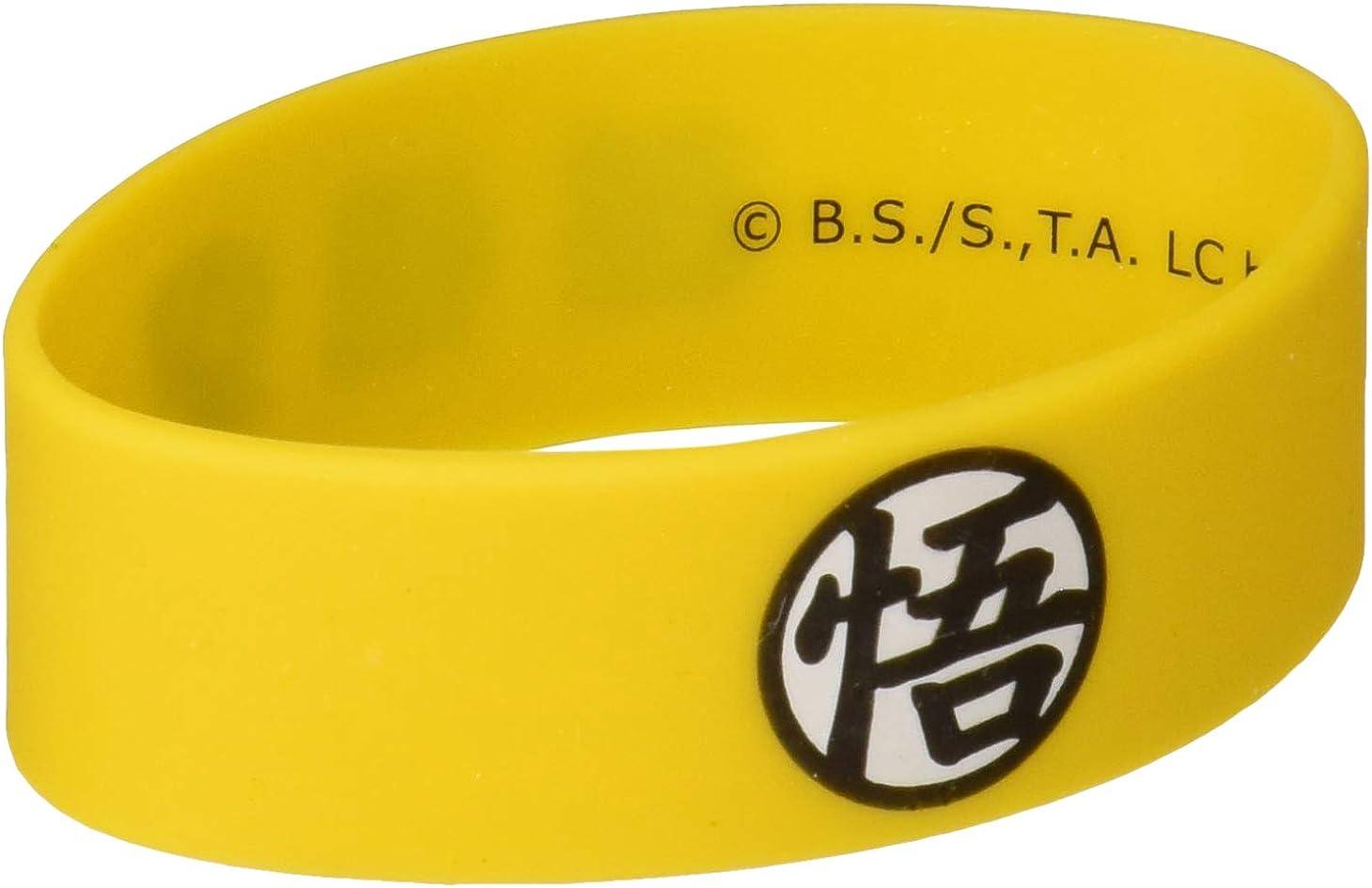 Dragon Ball Super Symbol Wristband Set of 4 Miniature Novelty Toys,,