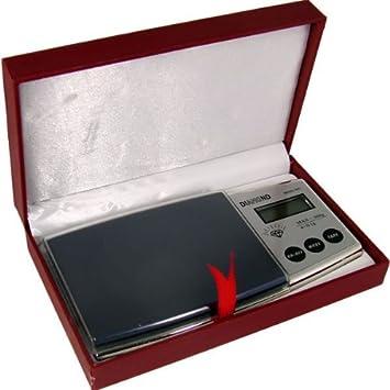 041|BALANZA BASCULA DIGITAL PRECISION JOYERO HASTA 500 grs.: Amazon.es: Electrónica