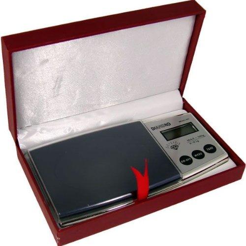 041 BALANZA BASCULA DIGITAL PRECISION JOYERO HASTA 500 grs. ZULYSTORE